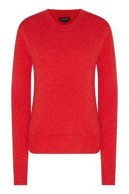 Красный джемпер из шерстяного микса Isabel Marant 140137166