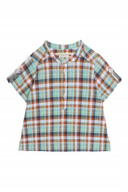 Рубашка с короткими рукавами Bonpoint 1210137740
