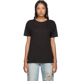 R13 Black Boy T-Shirt R13WM3009-1