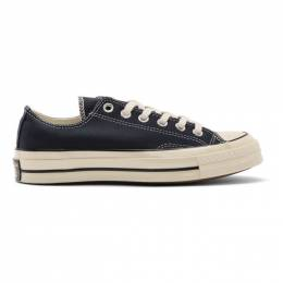 Converse Navy Chuck 70 Low Sneakers 164950C