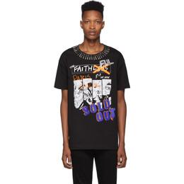 Faith Connexion Black NTMB T-Shirt X3711JNTMB5