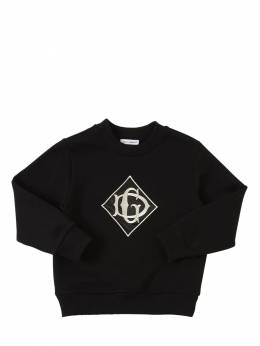 Свитшот Из Хлопка Dolce&Gabbana 70I932005-TjAwMDA1
