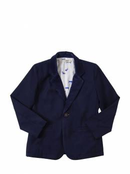 Пиджак Из Саржи Billybandit 70IFFL009-ODVU0