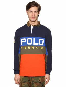 Свитшот Из Хлопкового Джерси Polo Ralph Lauren 70I7Q4043-MDAx0