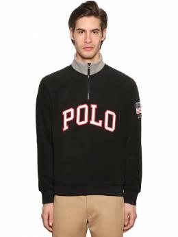 Свитшот На Молнии С Логотипом Polo Ralph Lauren 70I7Q4024-MDA10