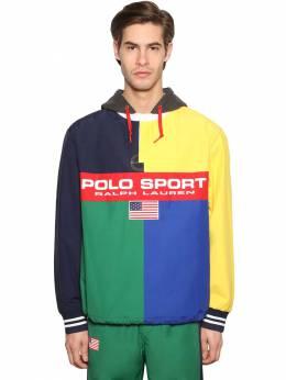Куртка Из Хлопкового Нейлона Polo Ralph Lauren 70I7Q4021-MDAy0