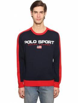 Хлопковый Свитшот Polo Ralph Lauren 70I7Q4016-MDAy0