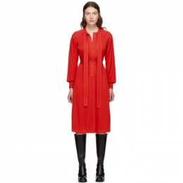 Burberry Red Haima Dress 8014207