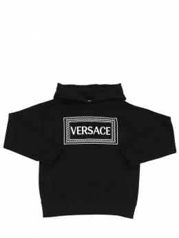 Свитшот Из Хлопка Versace 70I2H0016-WUEyNUI1