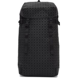 Bao Bao Issey Miyake Black Hiker Backpack BB09AG001