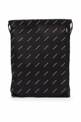 Плоская сумка с логотипами Explorer Balenciaga Man 2673140052