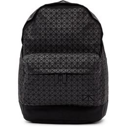 Bao Bao Issey Miyake Black Crispy Backpack BB09AG031