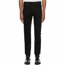 Ps by Paul Smith Black Slim Fit Jeans M2R-100Z-B20226