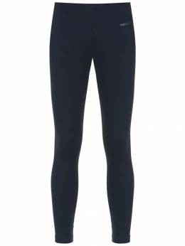 Track&Field zip detail leggings P17070319
