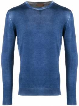 Altea свитер с выбеленным эффектом 1861188