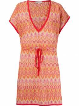 Brigitte трикотажное пляжное платье 600560001