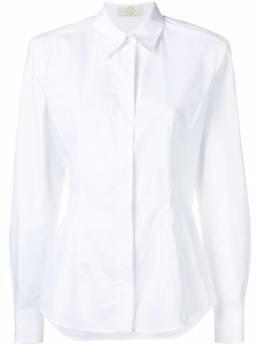 Sara Battaglia classic shirt SB1010307W9