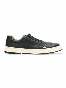 Osklen panelled sneakers 37166