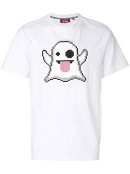 Mostly Heard Rarely Seen 8-Bit футболка с принтом приведения MHEB02AHT19