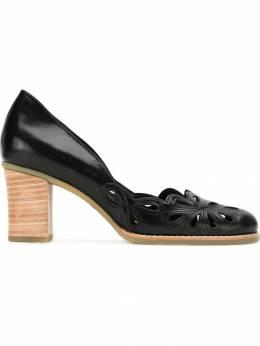 Sarah Chofakian туфли с вырезами BELLEEPOQUEGR55F