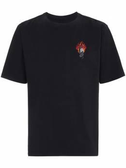 Unravel Project футболка 'Snake Skate' UMAA004S181260141088