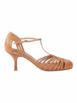 Sarah Chofakian туфли с ремешками CHAMONIXFN55FORR