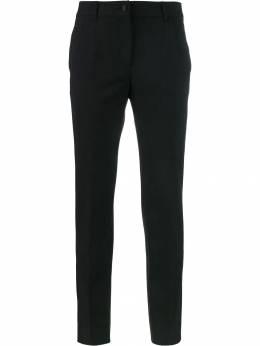Dolce&Gabbana классические брюки кроя слим FTAMUTFUCCS