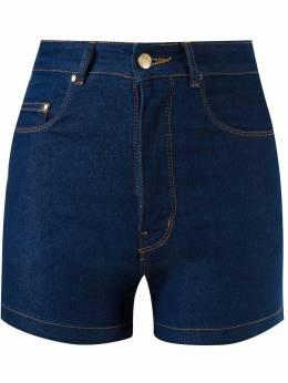 Amapo джинсовые шорты с завышенной талией AMV2045