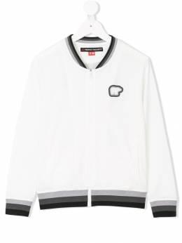 Perfect Moment Kids куртка сетчатая S18K0261707