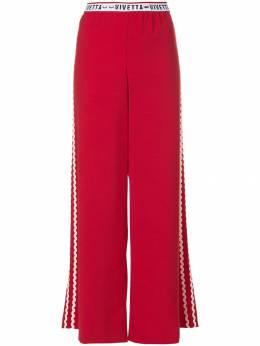 Vivetta широкие спортивные брюки 81VV409