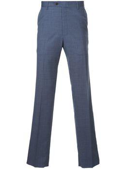 Gieves & Hawkes узкие брюки строгого кроя G3738EM03037