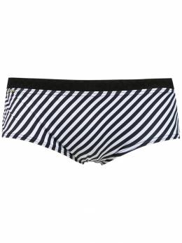 Amir Slama striped swim briefs 631