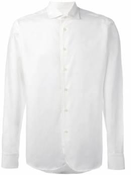 Al Duca D'Aosta 1902 текстурированная рубашка CAM01A