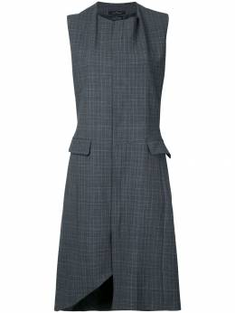 Rokh асимметричное платье R6CA32