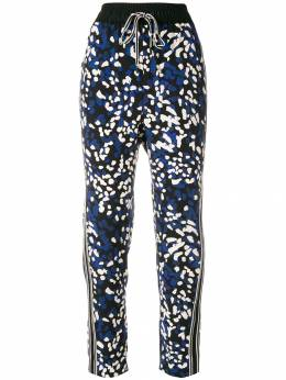 3.1 Phillip Lim printed drawstring trousers S1815402DCRBF005