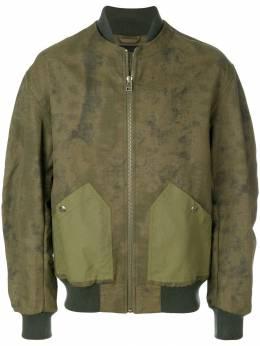 Mr & Mrs Italy куртка-бомбер с карманом сзади BB097
