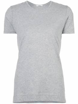 Adam Lippes футболка с круглым вырезом EBJB15W