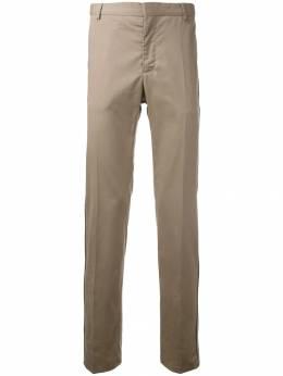 Cerruti 1881 прямые брюки C3561ER09A83