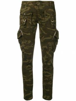 Faith Connexion брюки скинни в стиле милитари W1500T00060