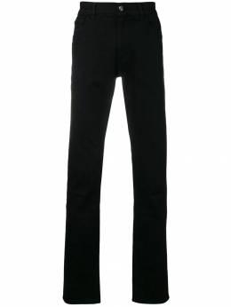 Roberto Cavalli Class брюки узкого кроя A2JSB005AHLS1