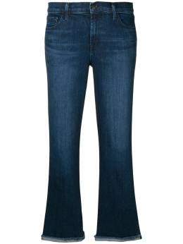 J Brand укороченные расклешенные джинсы JB001668