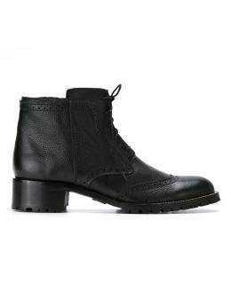 Sarah Chofakian combat boots CHELSEA38690