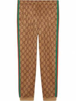 Gucci спортивные брюки с узором GG Supreme 523489X9V35