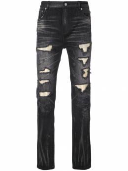 God's Masterful Children джинсы с прорехами GMC02AHJ01A