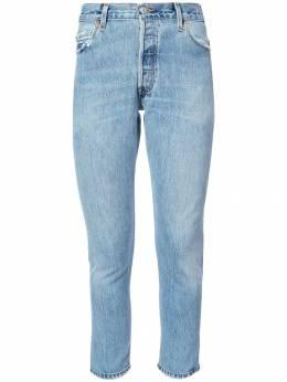 Re/Done укороченные джинсы 1003HRAC