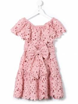 Little Bambah платье с открытыми плечами LBKDLC012