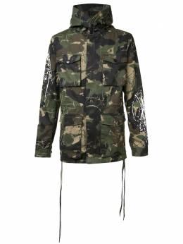 Haculla камуфляжное пальто HA02AGX01