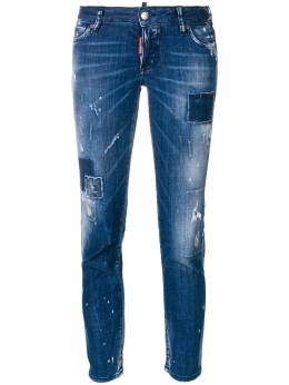 Dsquared2 Jennifer cropped jeans S75LB0038S30342