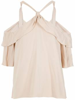 Olympiah could shoulder blouse 118053