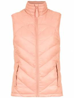 Track&Field quilted vest I18340014